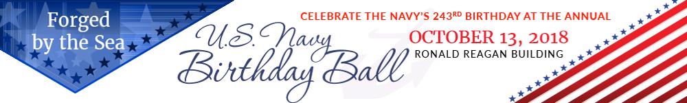 U.S. Navy 243rd Birthday Ball